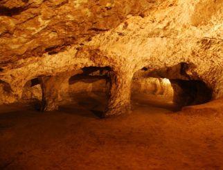 Cavity of Via Vittorio Veneto, Cagliari