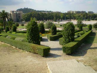 Monte Claro Park, Cagliari