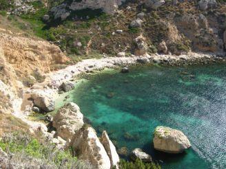 Cala Fighera Beach, Cagliari