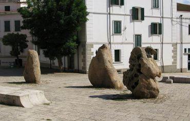 Sebastiano Satta Square, Nuoro