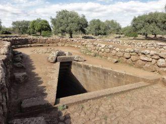 Naturalistic Archaeological Park of Santa Cristina, Paulilatino