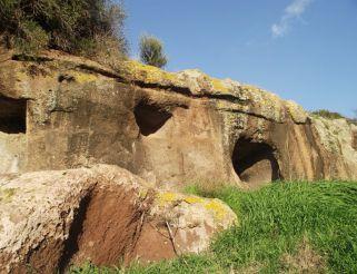 Necropolis of Sant Andrea Priu, Bonorva