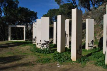 Monument to Grazia Deledda, Nuoro