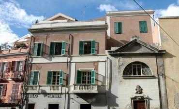 Chapel of the Asylum Marina, Cagliari