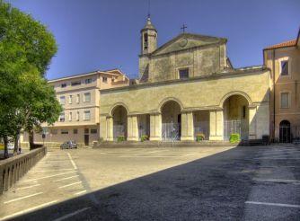 Church of Sant'Agostino, Sassari