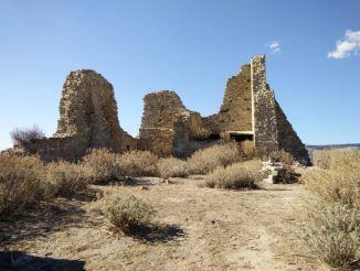 Castle of Marmilla, Las Plassas