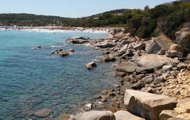 Simius Beach, Villasimius
