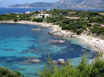 Cala Caterina Beach, Villasimius