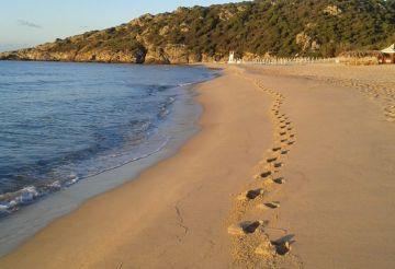 Monte Cogoni Beach, Domus De Maria