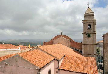 Parish Church of San Leonardo, Villanova Monteleone