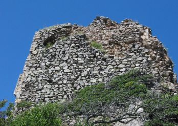 Castle of Gioiosa Guardia, Villamassargia