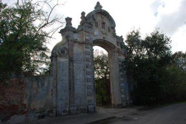 Portal of Vitu Sotto, Oristano