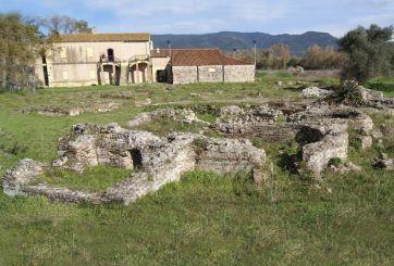 Roman Praetorium, Marrubiu