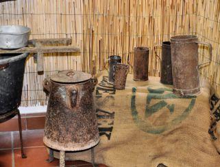 Museum of the Territory Sa Corona Arrubia, Pauli Arbarei
