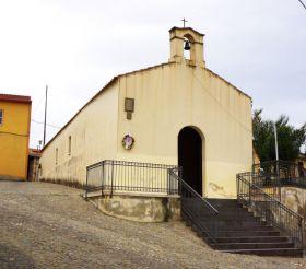 Church of San Sebastiano, Lunamatrona