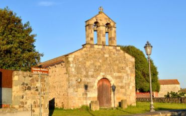 Church of Santa Maria, Lunamatrona
