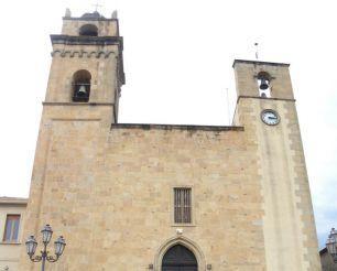 Church of San Giovanni Battista, Lunamatrona