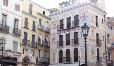 Liberty Palace, Iglesias