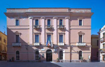 Town Hall, Iglesias