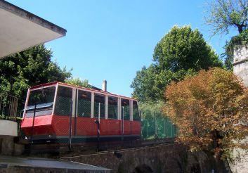 San Vigilio Funicular, Bergamo
