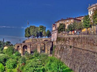 Venetian Walls, Bergamo