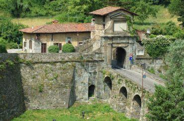 San Lorenzo Gate, Bergamo