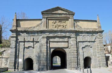 Sant'Agostino Gate, Bergamo