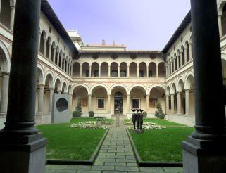 Chiostro di Santa Marta, Bergamo