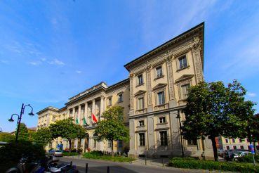 Provincial Authority Building (Palace), Bergamo