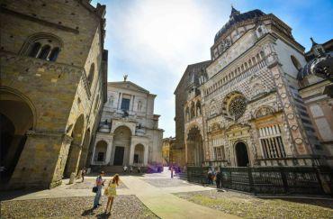 Duomo Square, Bergamo