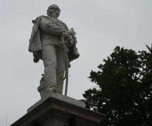 Памятник Виктору Эммануилу II, Бергамо