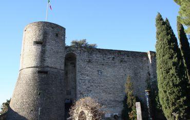 Fortress Rocca, Bergamo