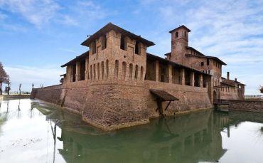 Visconteo Castle, Pagazzano