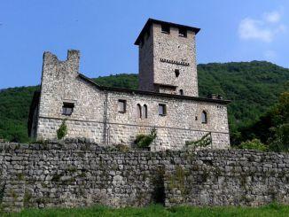 Suardi Castle, Bianzano