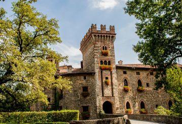 Marne Castle, Filago