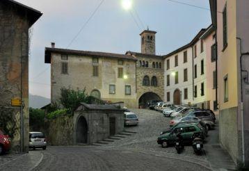 Church San Michele al Pozzo Bianco, Bergamo