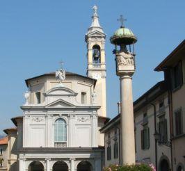 Santuario Beata Vergine Addolorata, Bergamo