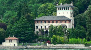 Villa Faccanoni, Sarnico