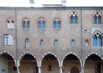 Capitano Palace, Mantua