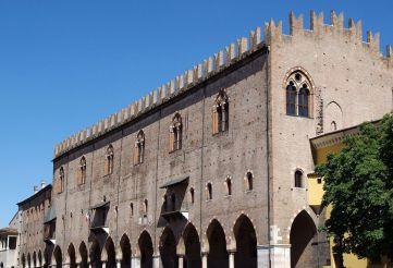 Палаццо-дель-Капитано, Мантуя
