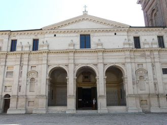 Basilica of Santa Barbara, Mantova