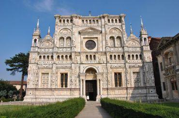 Carthusian Monastery Certosa di Pavia