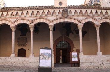 Дворец Монте-Фрументарио, Ассизи