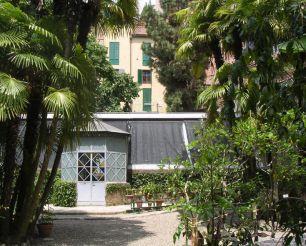 Ботанический сад, Сиена