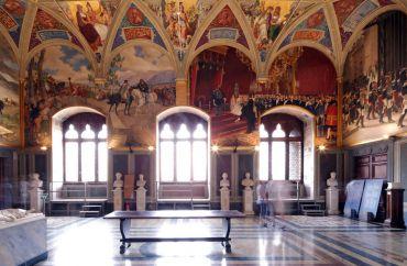 Гражданский музей, Сиена
