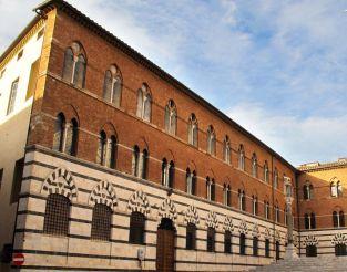 Palazzo Arcivescovile, Siena