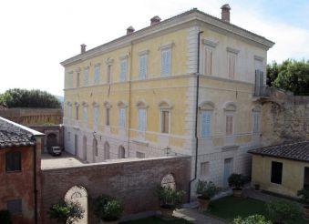 Castle of Belcaro, Siena