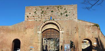 San Marco Gate, Siena