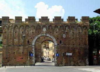 Ovile Gate, Siena