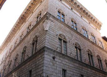 Piccolomini Palace, Siena